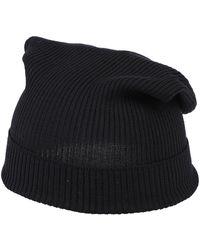 Rick Owens Hat - Black