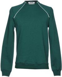 MSGM Sweatshirt - Green