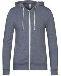 Alternative Apparel Sweatshirt - Blue