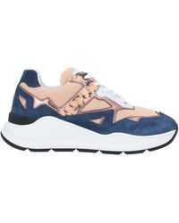 Pollini Low-tops & Trainers - Blue
