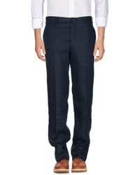 Black Fleece By Brooks Brothers - Casual Trouser - Lyst