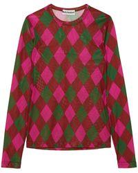 Molly Goddard Camiseta - Multicolor