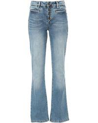 Mos Mosh Denim Trousers - Blue
