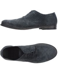 Pantanetti Lace-up Shoes - Blue