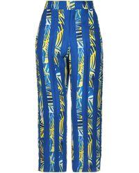 PT01 Casual Trouser - Blue