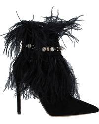 Cesare Paciotti Court Shoes - Black
