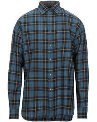 Aspesi Shirt - Blue
