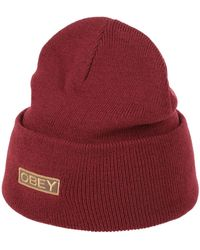 Obey Hat - Red