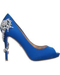 Badgley Mischka Escarpins - Bleu