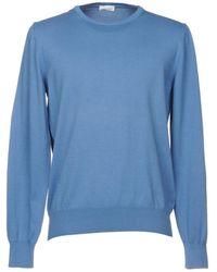 Heritage Sweater - Blue