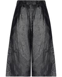 N°21 Bermuda Shorts - Black