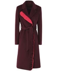 2nd Day Coat - Red