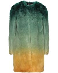 Mary Katrantzou Pieles sintéticas - Verde
