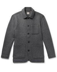 Faherty Jacket - Grey