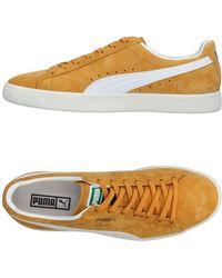 PUMA - Sneakers & Tennis basses - Lyst