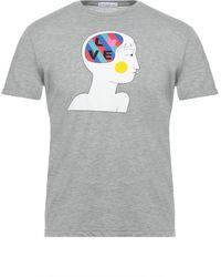 JC de Castelbajac T-shirt - Gris