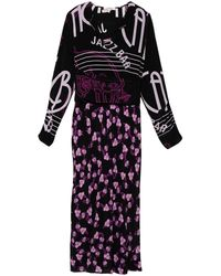 Dorothee Schumacher Midi Dress - Black