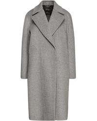 Les Copains Coat - Grey