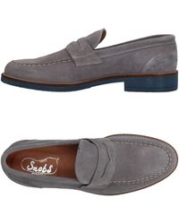 Snobs Loafers - Grey