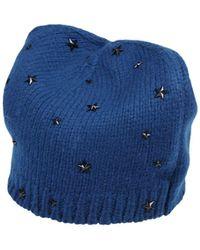 Jimmy Choo Chapeau - Bleu