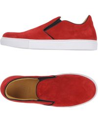 Mr. Hare Low-tops & Trainers - Red