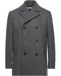 Bikkembergs Coat - Grey