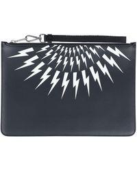 Neil Barrett Handbag - Black