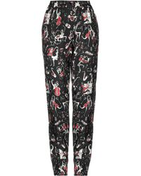Dolce & Gabbana Casual Trousers - Black