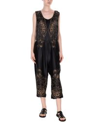 Anna Sui - Jumpsuits - Lyst