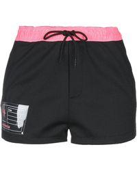 Marcelo Burlon Shorts et bermudas - Noir