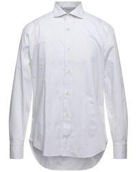 Eleventy Shirt - White