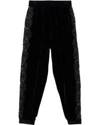 Stella McCartney Pantalon - Noir