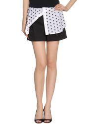 Thakoon Addition Shorts - Black