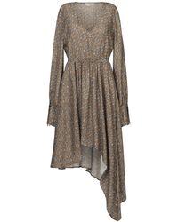 Mauro Grifoni Short Dress - Multicolour