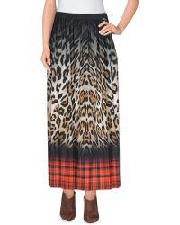 Ean 13 3/4 Length Skirt - Natural