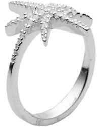 Apm Monaco Ring - Metallic