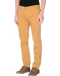 FDN - Casual Trousers - Lyst