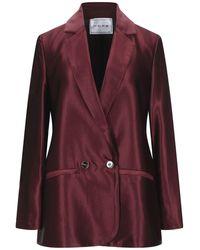 Hope Suit Jacket - Purple
