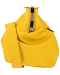 Max Mara Cross-body Bag - Yellow