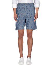 Deus Ex Machina - Bermuda Shorts - Lyst