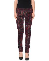 Denim & Supply Ralph Lauren - Casual Trousers - Lyst