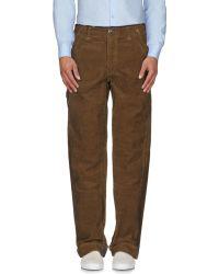 Murphy & Nye Casual Trousers - Brown