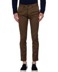 4 Four Messagerie - Casual Pants - Lyst