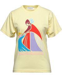 Lanvin T-shirt - Yellow