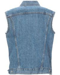 PROENZA SCHOULER WHITE LABEL Capospalla jeans - Blu