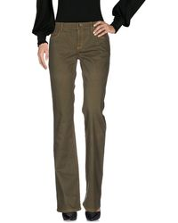 Moschino Jeans - Casual Pants - Lyst