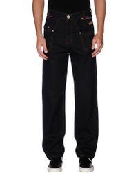 Moschino Jeans - Denim Pants - Lyst