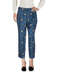 Moschino Casual Trousers - Blue