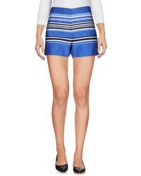Blue Les Copains Shorts - Blue