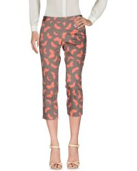 Just For You - 3/4-length Trousers - Lyst